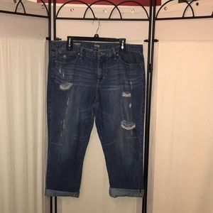 A.N.A sz14 jeans like new excellent condition